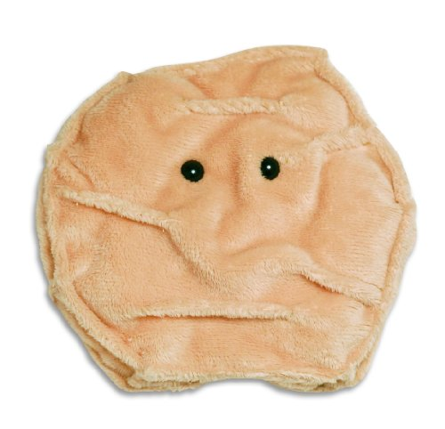 Giant Microbes Skin Cell (Keratinocyte) Plush Toy