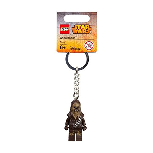 Lego Star Wars Chewbacca Key Chain - 1