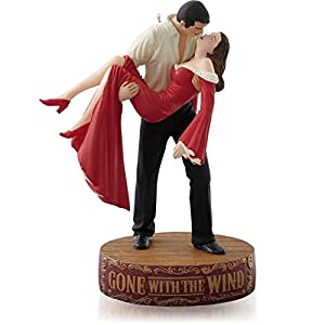 Hallmark QXI2503 Gone With The Wind 75th Anniversary - 2014 Hallmark Keepsake Ornament