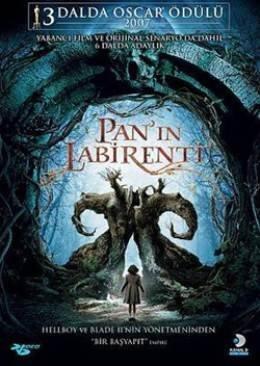 Pan's Labyrinth - Panin Labirenti by Paul Weitz
