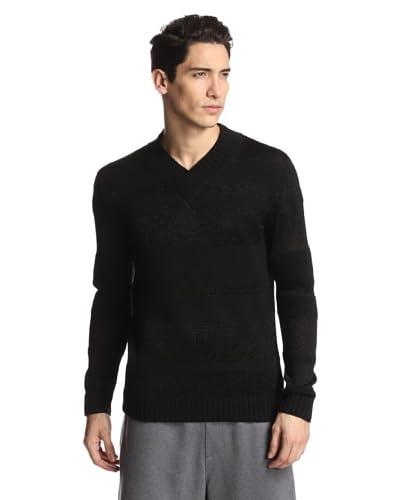Adidas SLVR Men's Tech Stripe Pullover