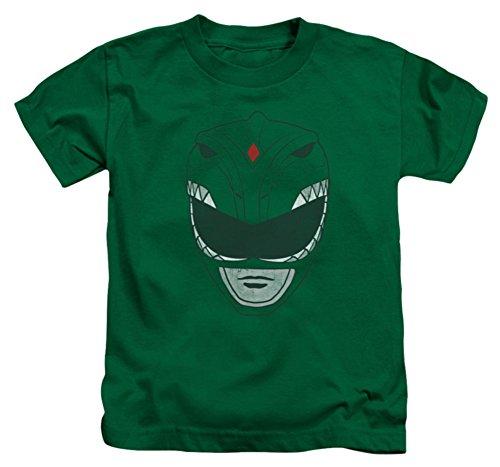 Juvenile: Power Rangers - Green Ranger Kids T-Shirt Size 4 (Green Ranger Shirt Kids compare prices)