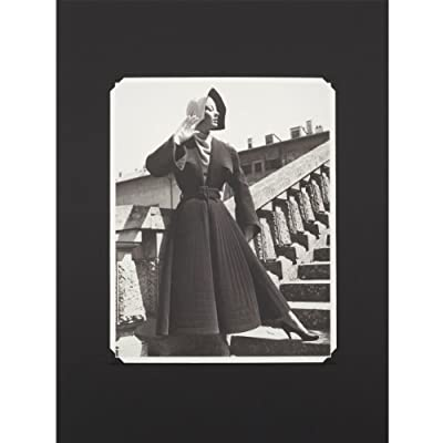 Capucci Coat (Photographic Mounted Print)||EVAEX