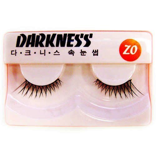 Darkness False Eyelashes ZO by False Eyelashes ZO