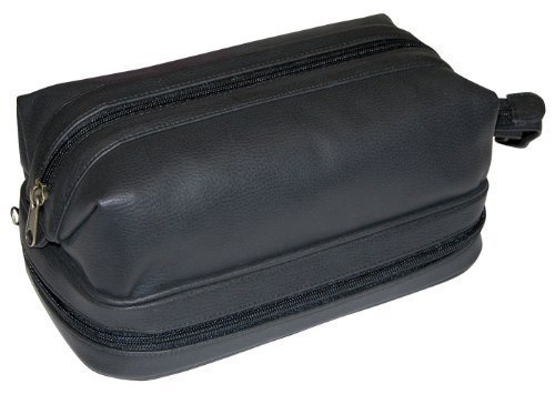buxton-mens-jumbo-kit-with-zip-bottomblackus-by-buxton