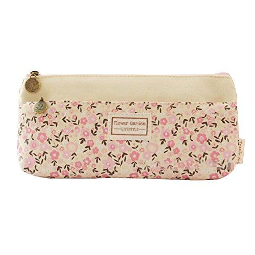 fleur-crayon-trousse-de-maquillage-trousse-tool-bag-sac-de-rangement-pour-pieces-de-monnaie-beige
