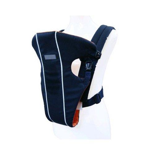 Adjustable Soft Baby Toddler Kids Infant Carrier Front Pack Sling Comfort Upick Navy Blue