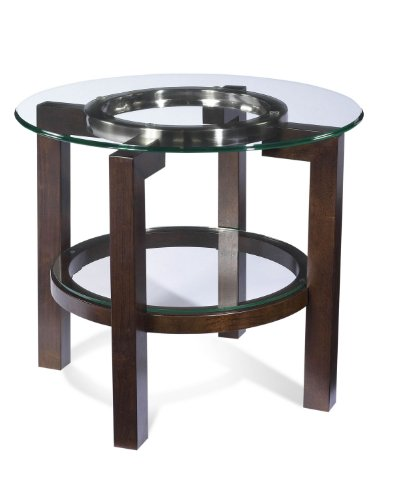 Cheap Bassett Mirror Co. Oslo Round End Table – T1705-220 (T1705-220)