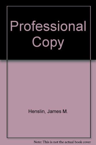 Professional Copy