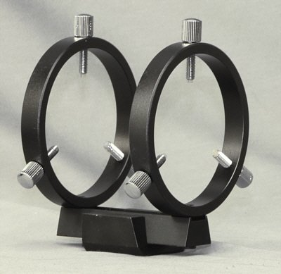 50 - 60 Mm Finderscope Rings For Hinged Rings