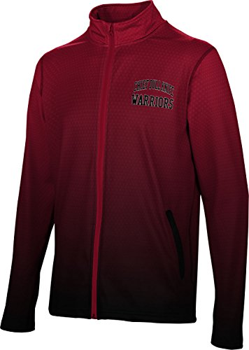 ProSphere Men's Chief Dull Knife Community College Zoom Full Zip Jacket