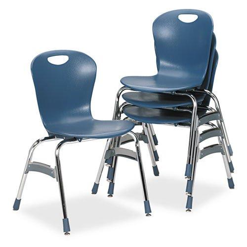 Ergonomic Stack Chair, 18