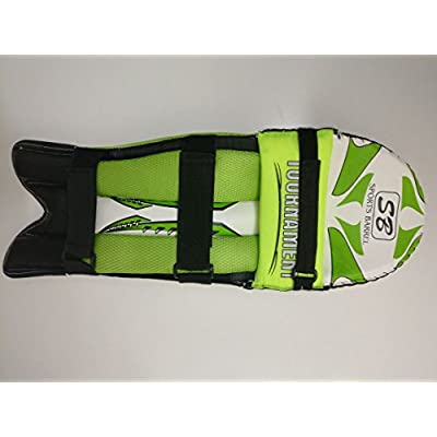 SB Tournament Men's Cricket Batting Pad (Made in India)