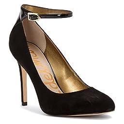 Sam Edelman Women\'s Ciara Dress Pump, Black, 9.5 M US