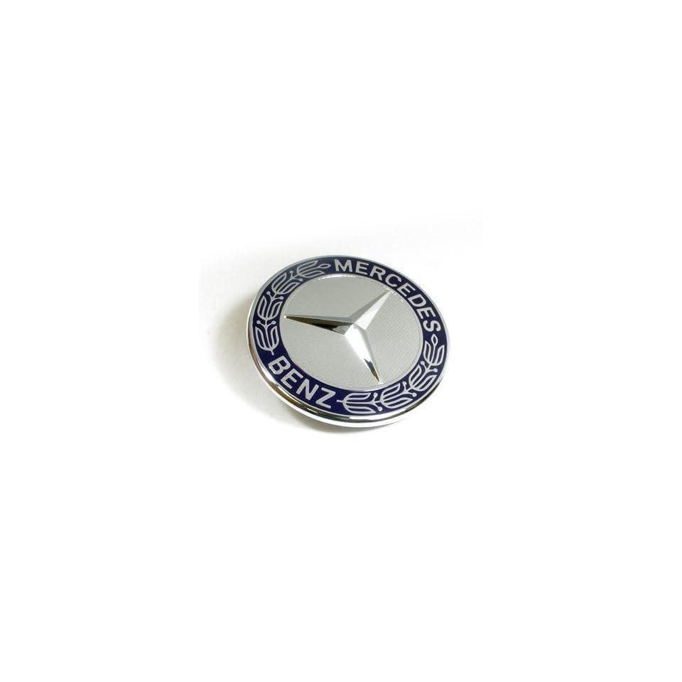 Mercedes Benz Custom Fit Hood Emblem
