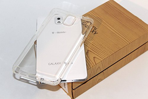 Digiwaves U.S.A. - (Crystal Clear) The Hard Plastic Super Durable Protective Thick Glossy Tpu Cystal Clear See-Thru Smooth Back Cover Unique Case For 2014 Model Samsung Galaxy S5 Scratch-Resistant Slim Light Weight Case front-162803