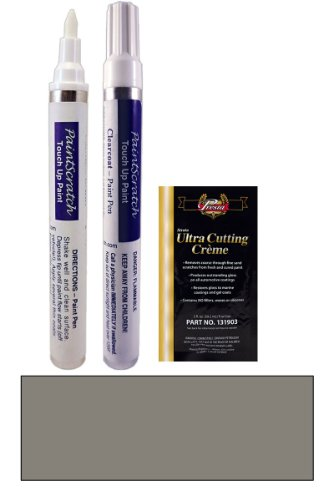 2009 Hyundai Santa Fe Willow Gray Metallic DS_ Touch Up Paint Pen Kit - Original Factory OEM Automotive Paint - Color Match Guaranteed