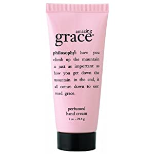 Philosophy Amazing Grace Hand Cream, 1 Ounce