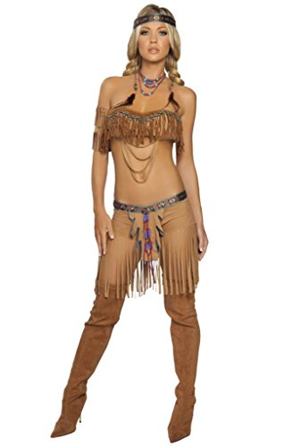 Sexy Indian Go Go Girl Halloween Costume