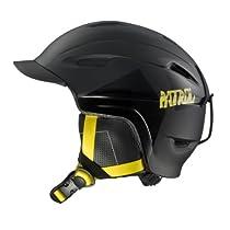 Salomon Junior Patrol Ski Helmet (Black Matt, Small-Medium)