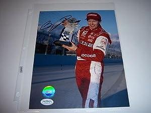 Bill Elliott Signed Photograph - Mcdonalds Champ Jsa coa 8x10 - Autographed NASCAR... by Sports Memorabilia