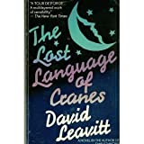 The Lost Language of Cranes (055334465X) by Leavitt, David