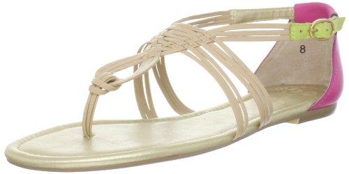 Seychelles Women's Coy Thong Sandal,Vacchetta Multi,7.5 M US
