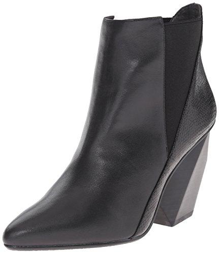 United Nude Women's Jacky Hi Boot, Black, 39 EU/8.5-9 M US