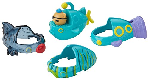 Fisher-Price Octonauts Mission Ready Gup Speeders Gup-A