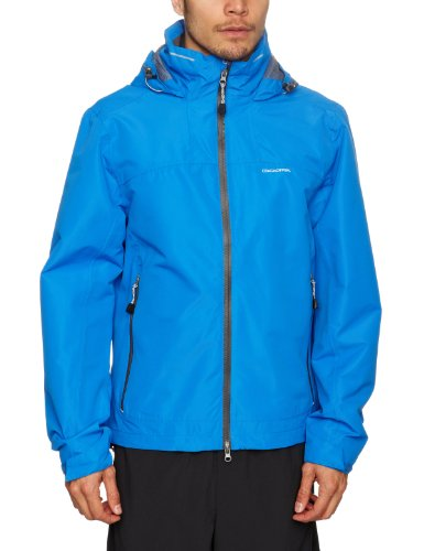 Craghoppers Men's Strider Waterproof Jacket - Strong Blue, Small