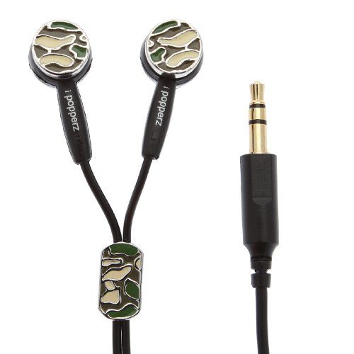 Ipopperz Ip-Grf-5001 Camouflage Ear Bud