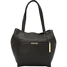 Vince Camuto Shane Travel Tote, Black, One Size