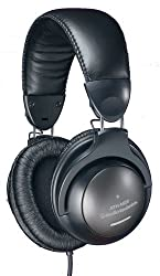 Audio Technica ATH-M20 Over-Ear Headphone (Black)