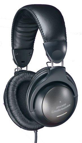 Audio-Technica Ath-M20 Professional Studio Monitor Stereo Headphones