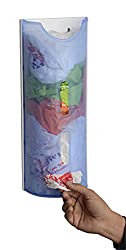 JVS Plastic Bag Dispenser (Translucent Blue)