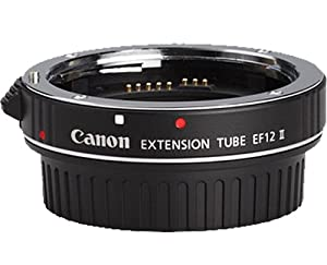 Canon EF 12 II Extension Tube For EOS Digital Cameras (Discontinued by Manufacturer)