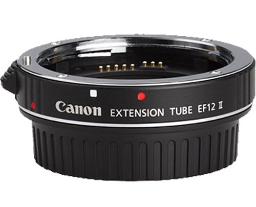 Canon EF 12 II Extension Tube For EOS Digital Cameras
