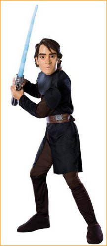 Star Wars Clone Wars Costumes Anakin Child.