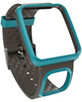 TomTom Comfort Strap (Slim) Turquoise, One Size - Men's