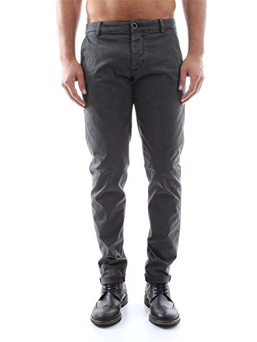 NO LAB MIAMI CVR ANTRACITE PANTALONE Uomo ANTRACITE 32
