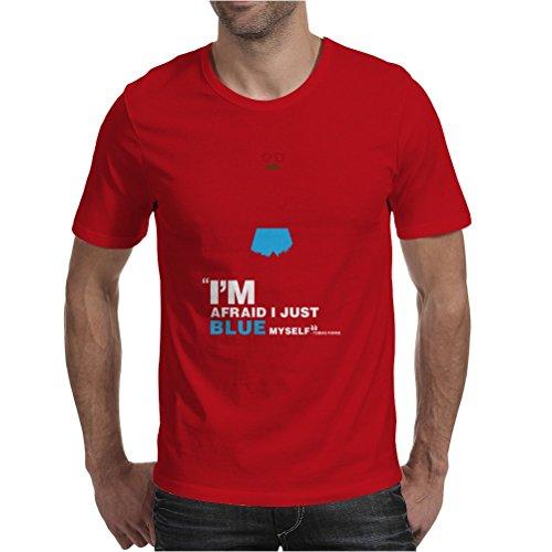 Tobias Funke Mens T-Shirt Red / Large