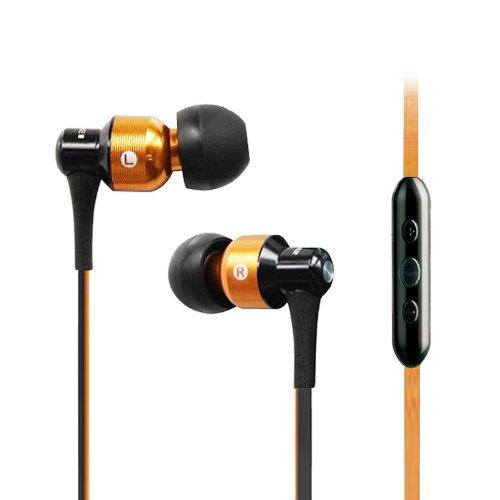 Awei S50Vi Gold Super Bass Hifi Smart Headphone Headset Earphone W/Remote For Iphone/Ipad