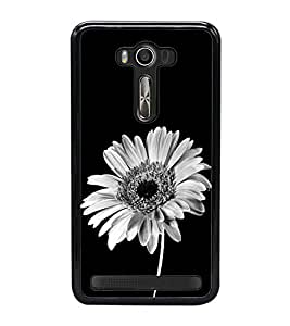 Beautiful Flower 2D Hard Polycarbonate Designer Back Case Cover for Asus Zenfone 2 Laser ZE550KL (5.5 INCHES)