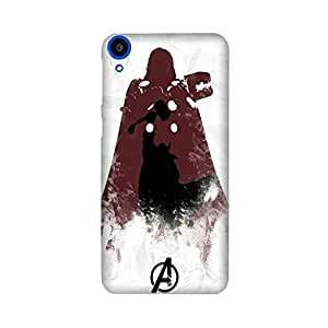 HTC Desire 820/ 820G Designer Printed Covers (HTC Desire 820/ 820G Back Cover) - Avengers