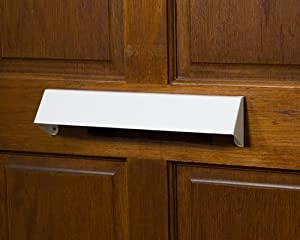 letterbox cowl visor guard home secure letter box cover
