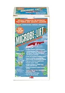 Microbe Lift 1-Quart Pond Microbe-Lift PL 10PLQ