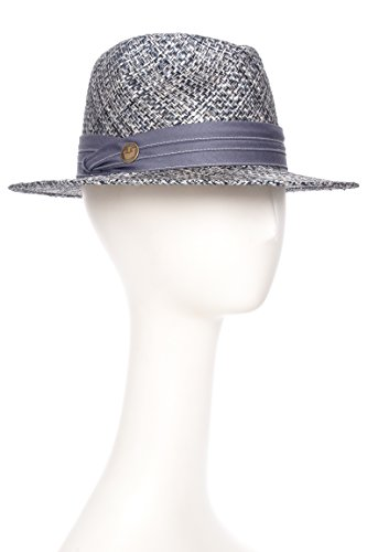 Men's Sanchez Straw Fedora