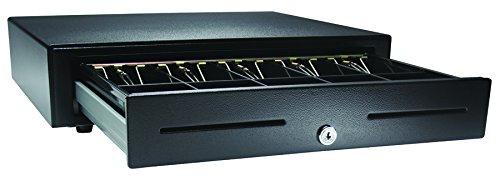 Apg Cash Drawer Llc Black 16 X 16 Vasario Series Cash