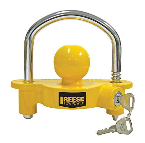 Reese Towpower 72783 Universal Coupler Lock (Trailer Tongue Lock compare prices)
