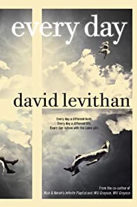 Every Day by David Levithan ebook deal